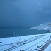 Snow on the Channel