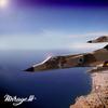 Mirage III over mediterranean sea_2