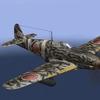 Ki-61 with droptanks
