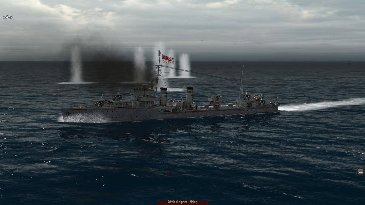Atlantic Fleet - HMS Glowworm