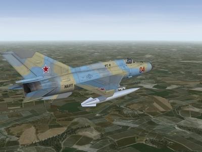 MiG 21 Skins