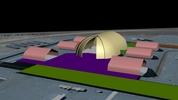 Yucca Lake Lockheed Martin Aerial Operations Facility Buildings