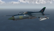 MiG 21Kbis 3 colors NAVY VMF Pasific USSR