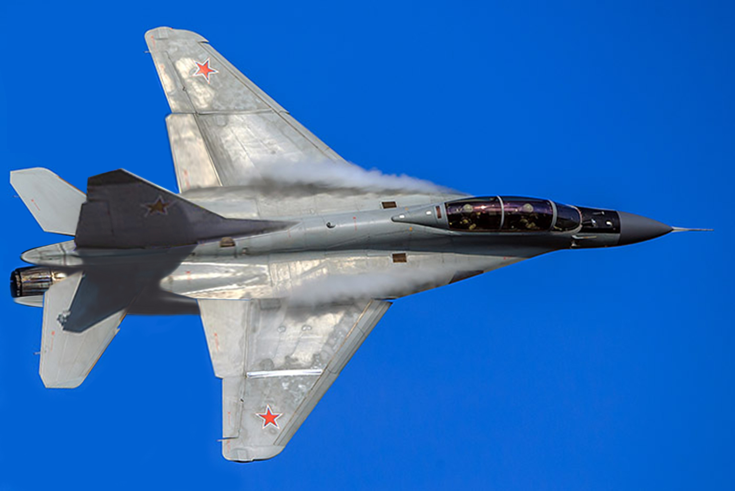 Mig 29 carriers single engine