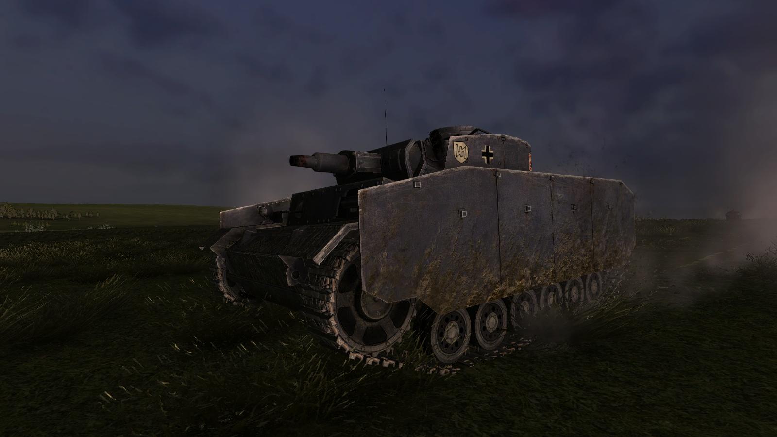 GT:OS - Panzer IIIN