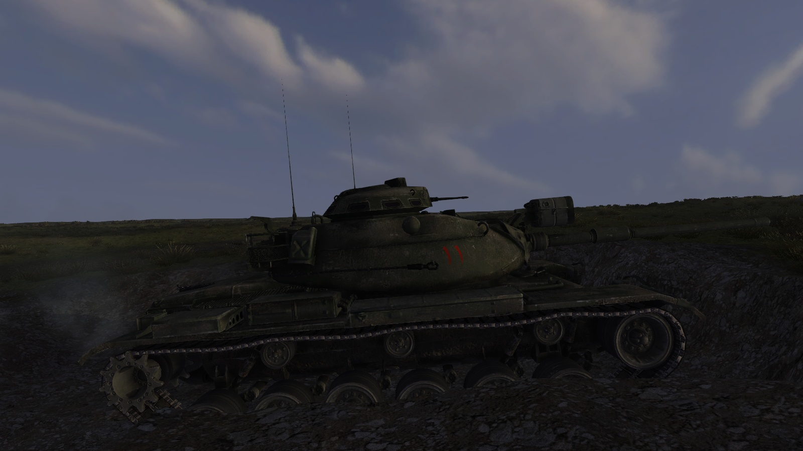 GT:OS M60A1