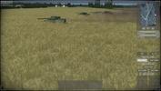 Wargame - European Escalation - Bundeswehr Leopard 1 platoon advancing