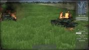Wargame - European Escalation - knocked-out Bundeswehr Leopard !s