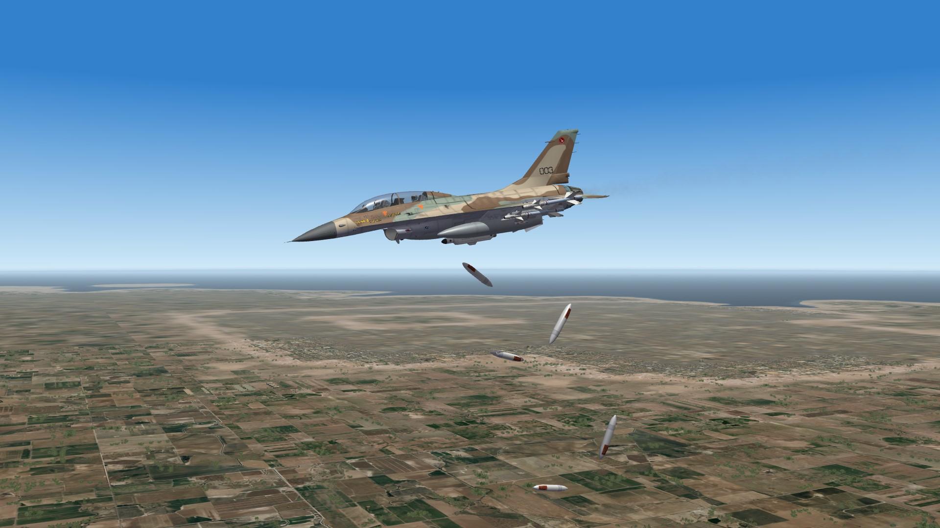F16B 1982 Bombs away!