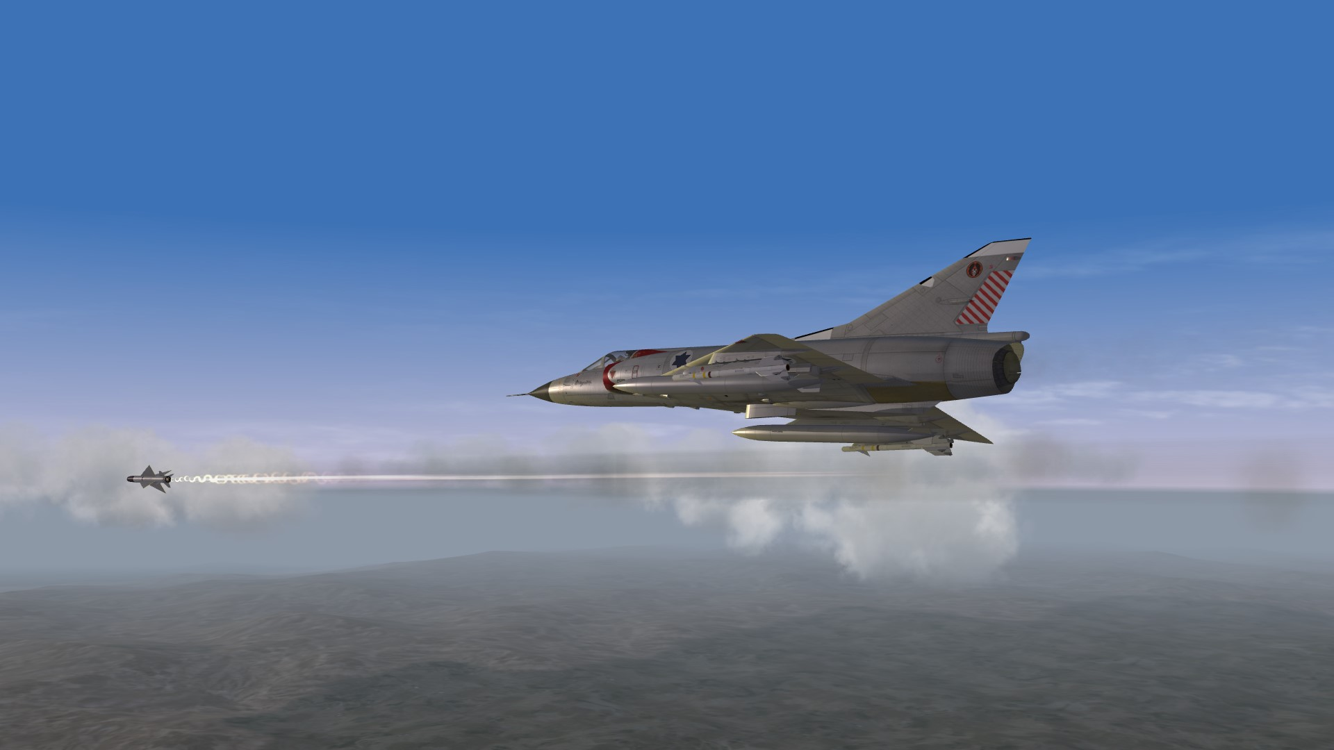 1963 Mirage IIICJ