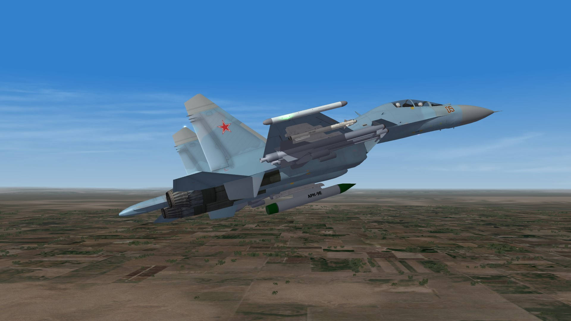 2015 SU30 taking off from Lebanon