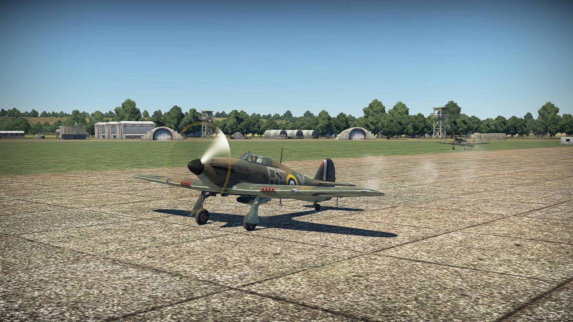07/1940 Hurricane MkI