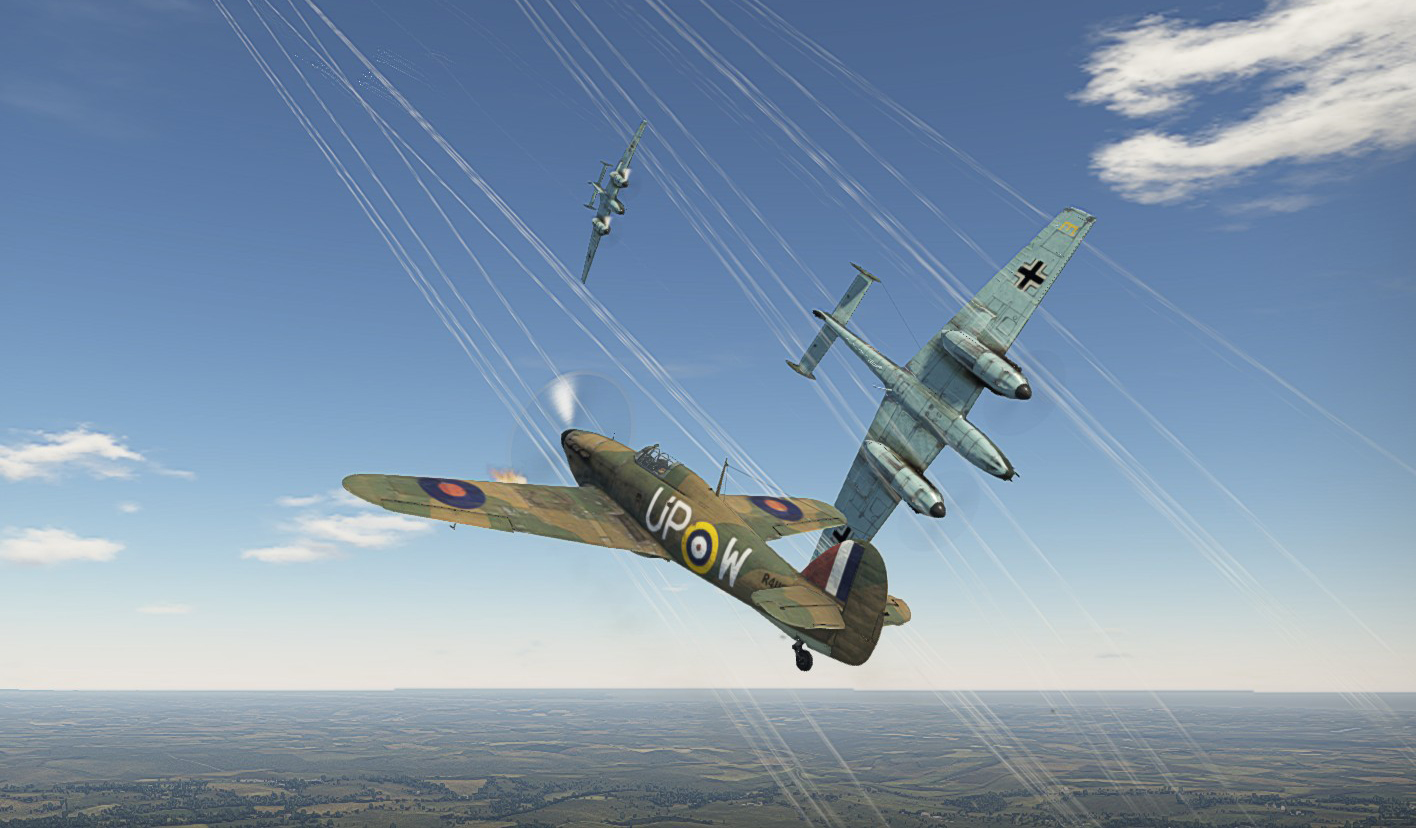 07/1940 Against Bf 110s