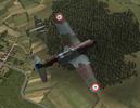 MS406 vs Bf110 north of France April 1940