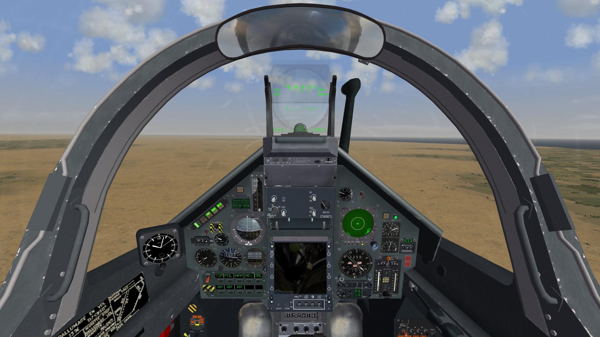 Mirage 2000C Repaint WIP