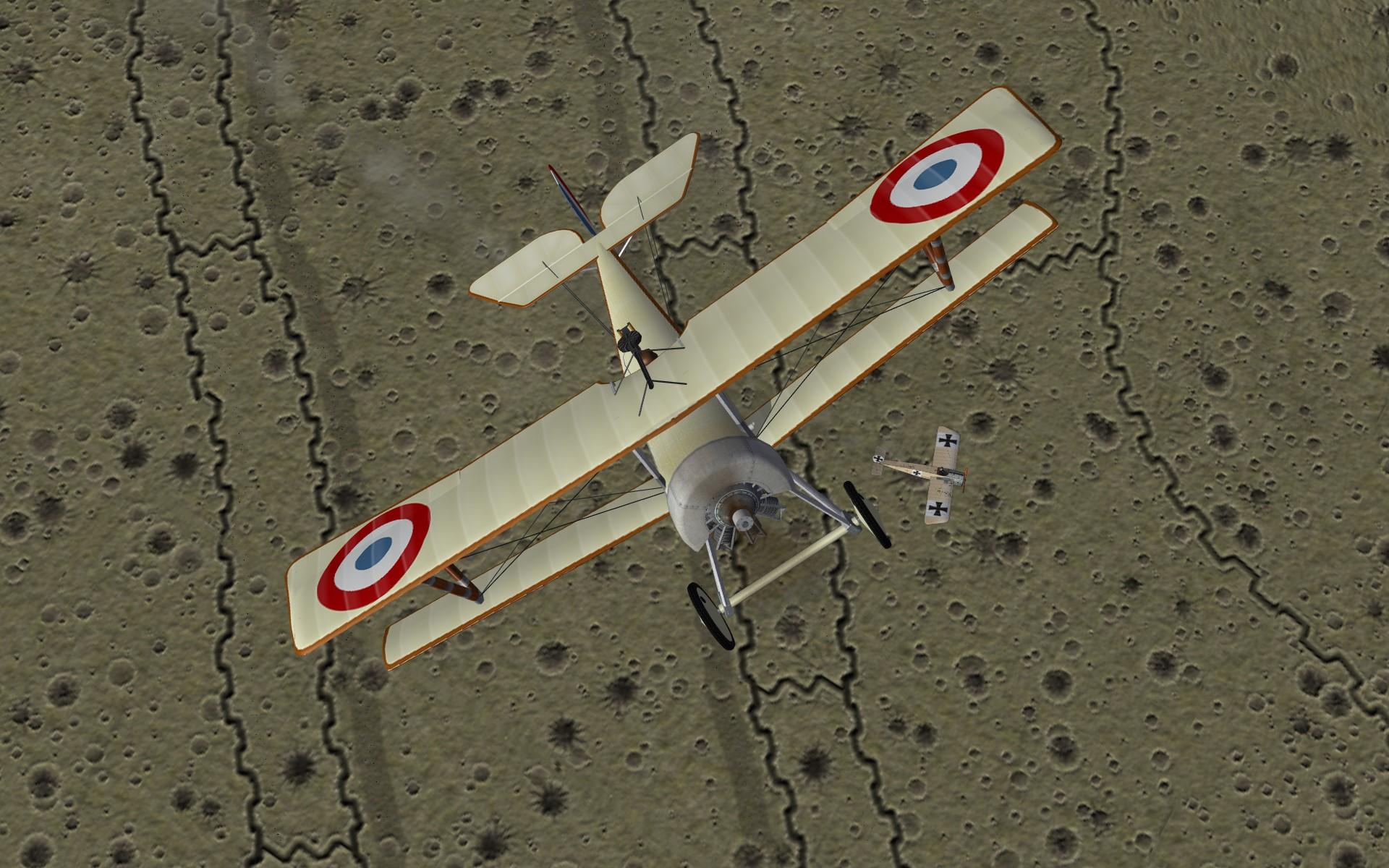 Nieuport11vsfokkereiii