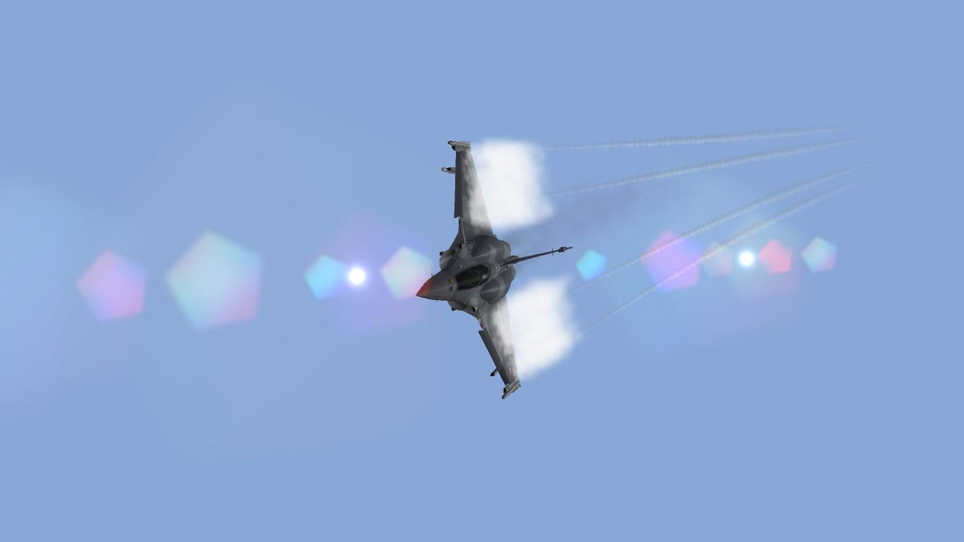 The Dassault Rafale