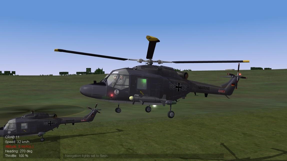 Strike Fighters 2 Europe Lynx Marinefliger