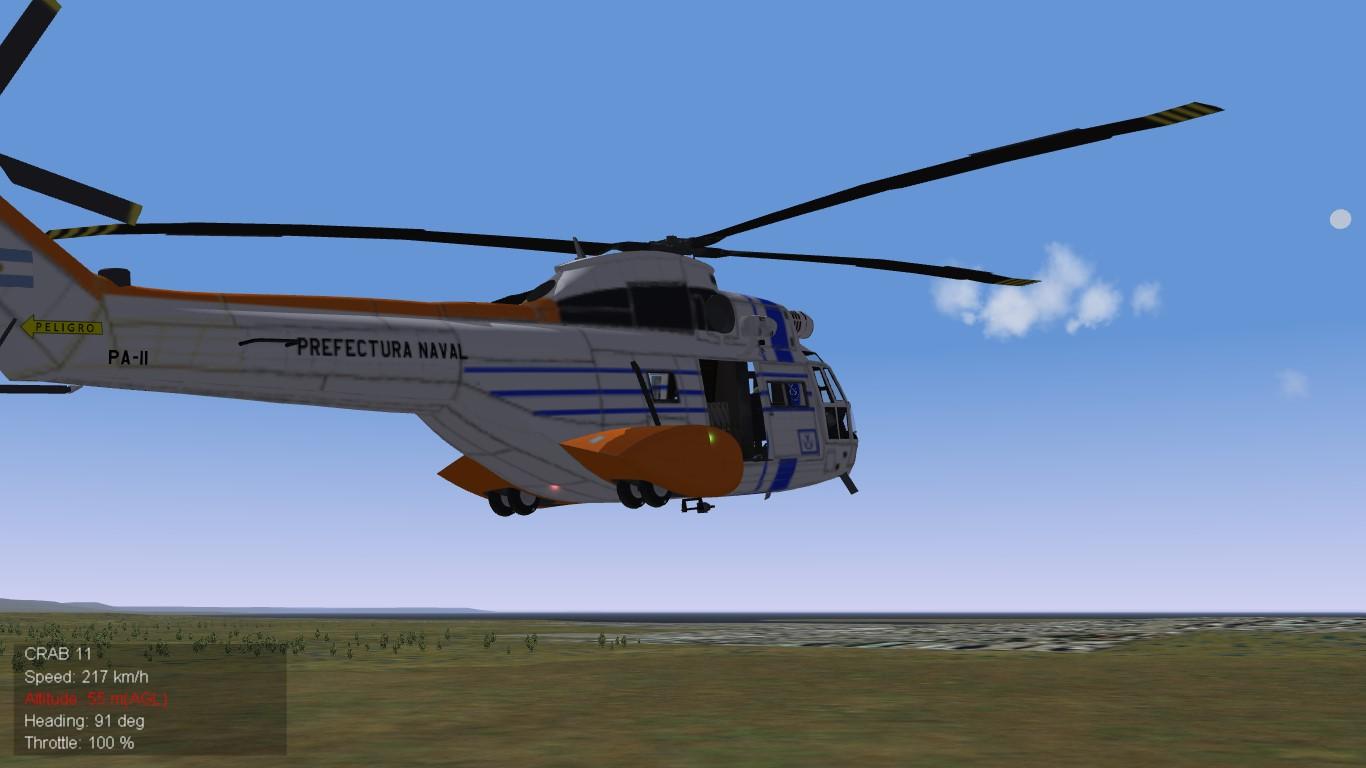 SA 330 L Puma PNA PA 11