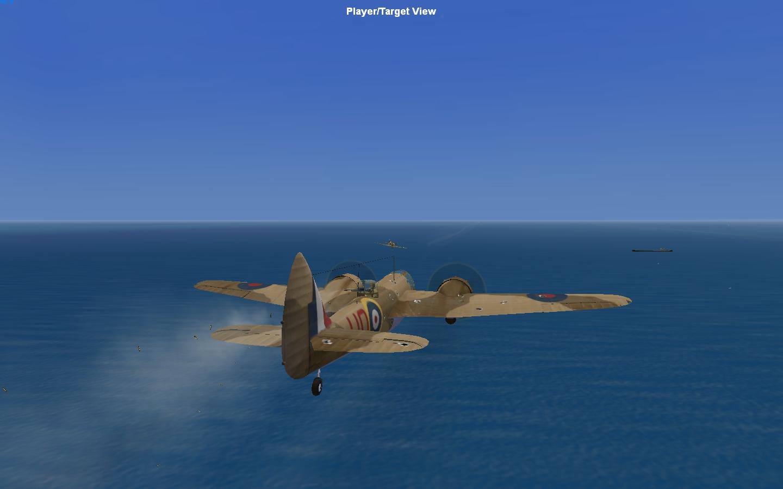 Maw Italian fighter 12