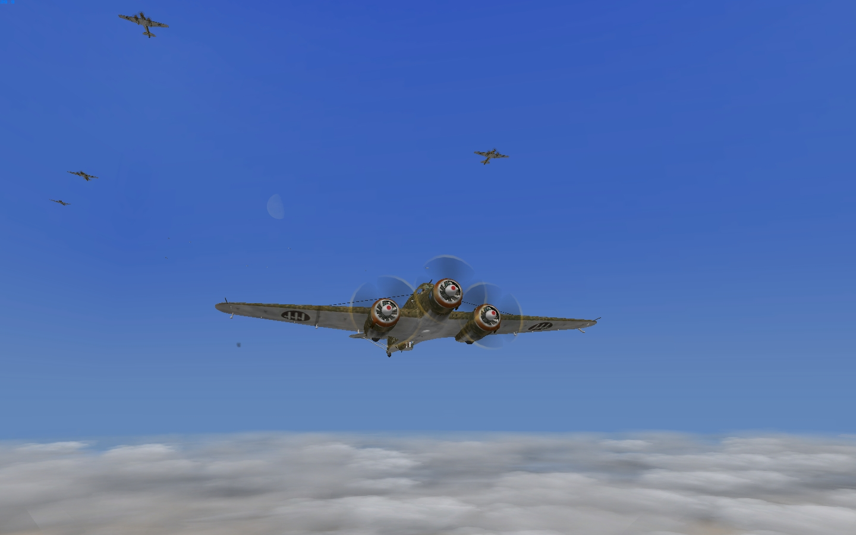 MAW sortie 8