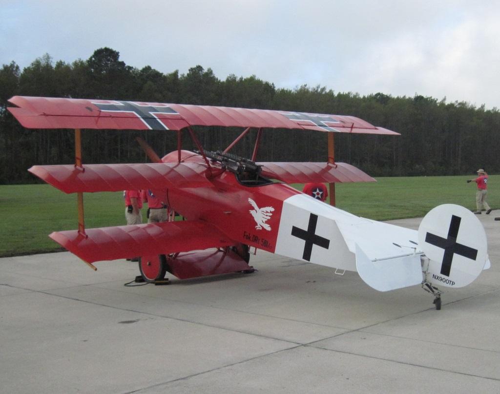 Fokker Dr.I Dreidecker