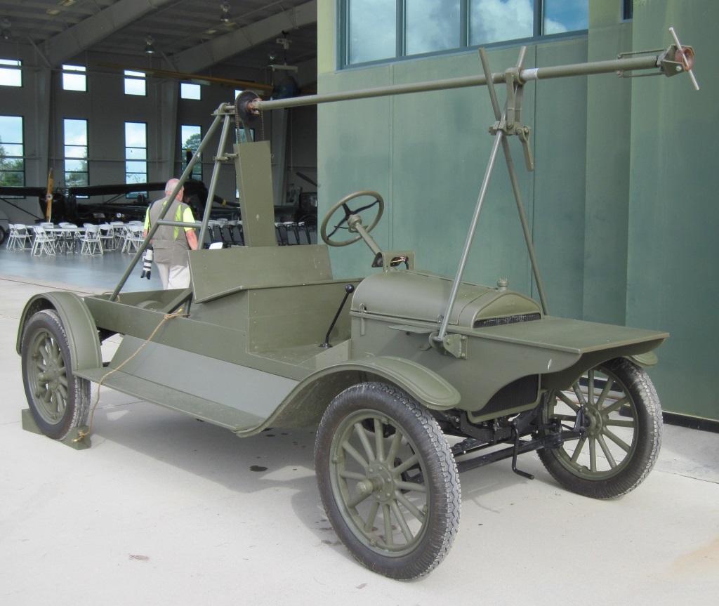 1925 Ford Model T Hucks Starter