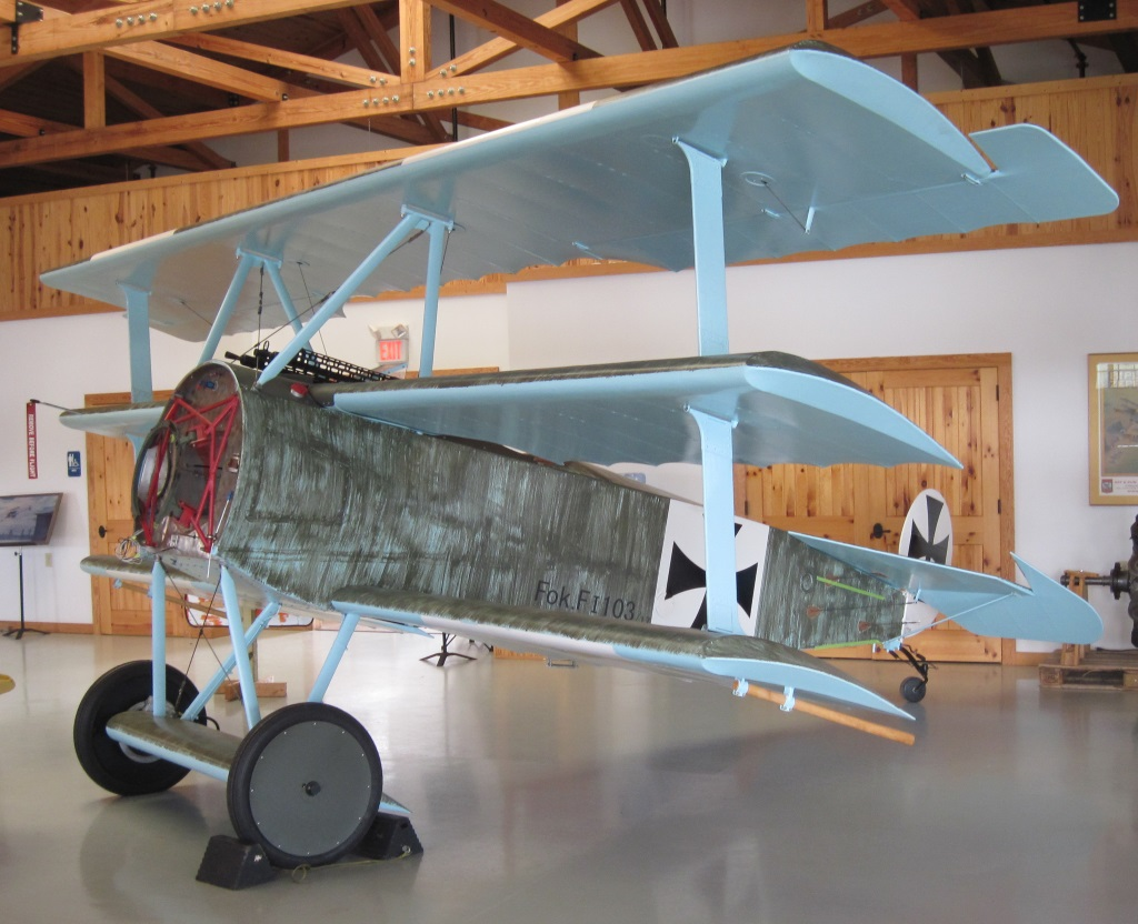 Fokker F.I Dreidecker
