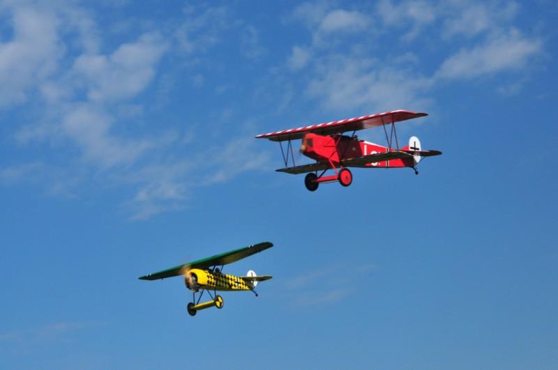 Fokker D.VII & D.VIII