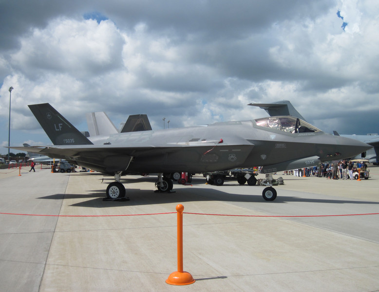 Lockheed Martin F 35 Lightning II