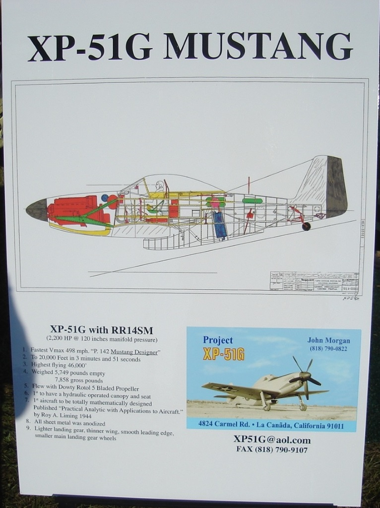 XP 51G Project (1)
