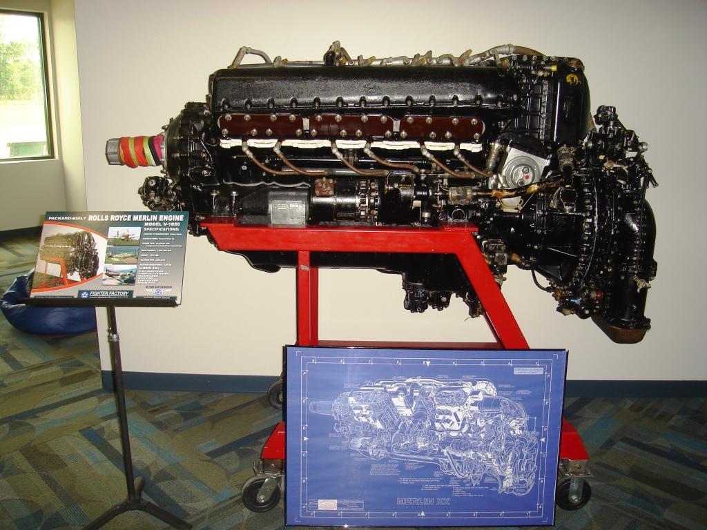 Rolls-Royce Merlin V-1650
