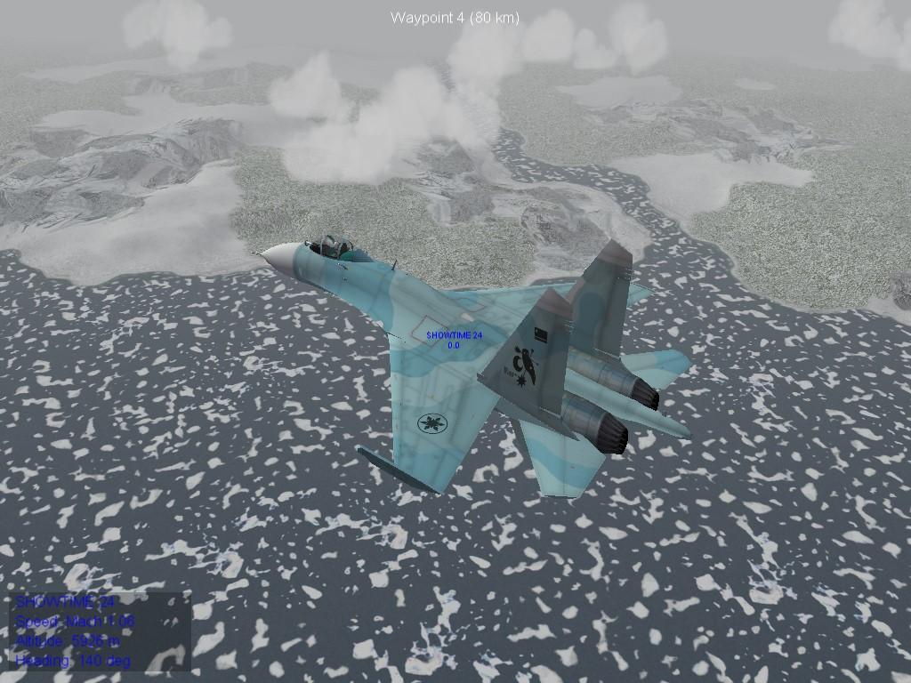 Ninox Squadron SU-27