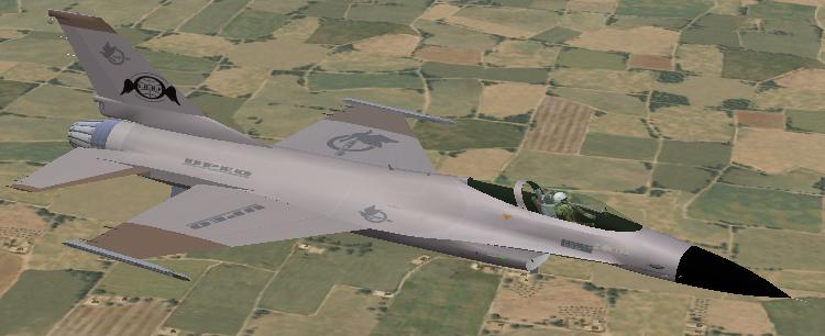 F 16C UPEO