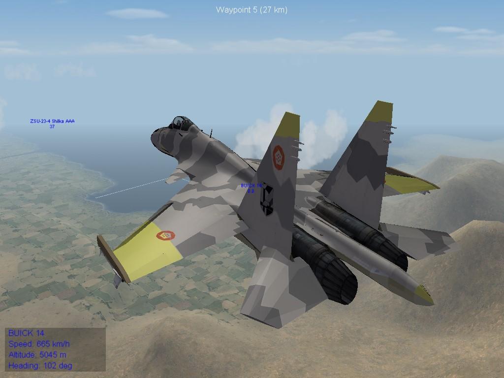 Aquila Squadron [Yellow]
