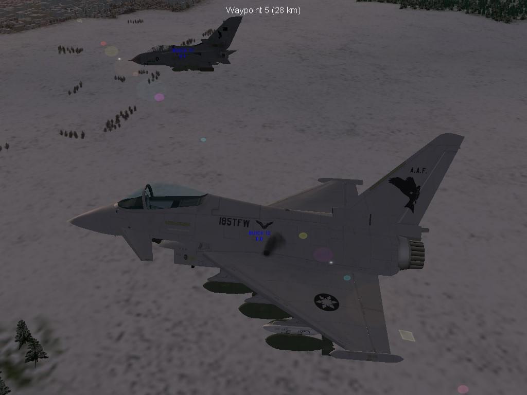 Milvus Squadron Typhoon