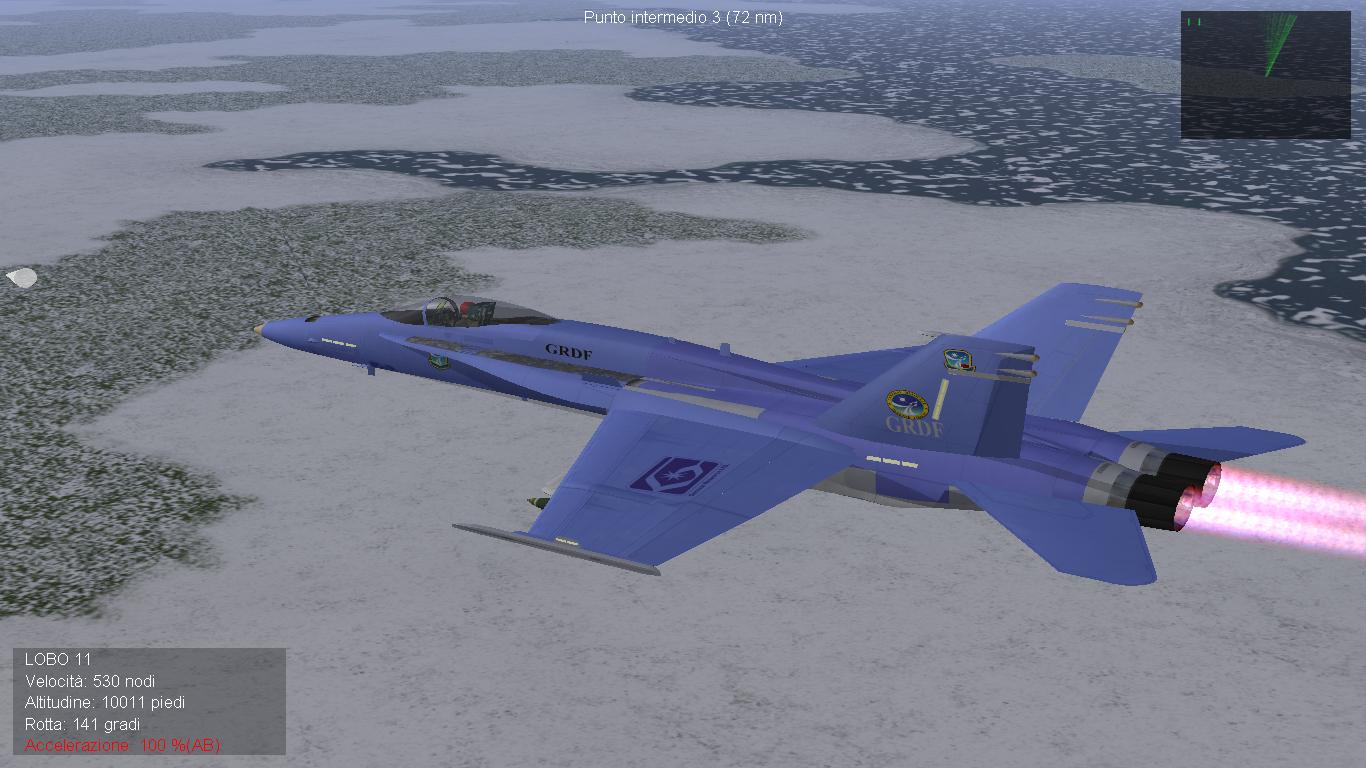 GRDF Hornet