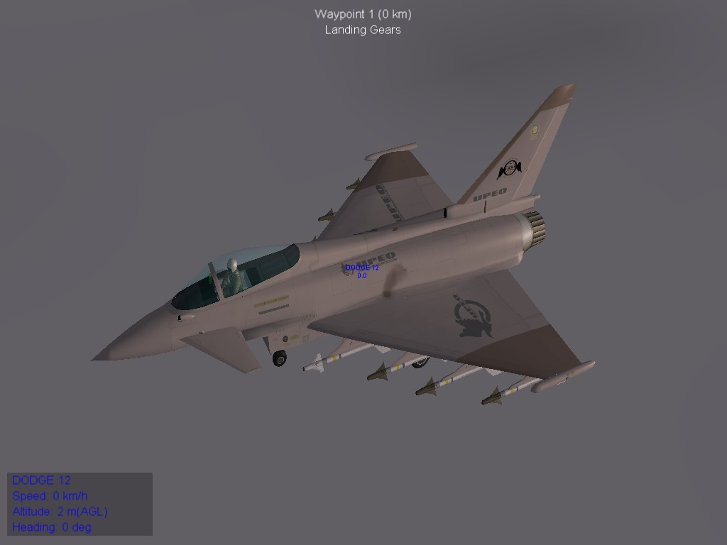 Standard UPEO Typhoon Re-made
