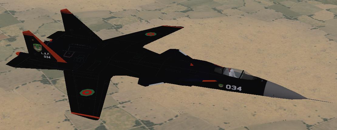Alect Squadron SU 47