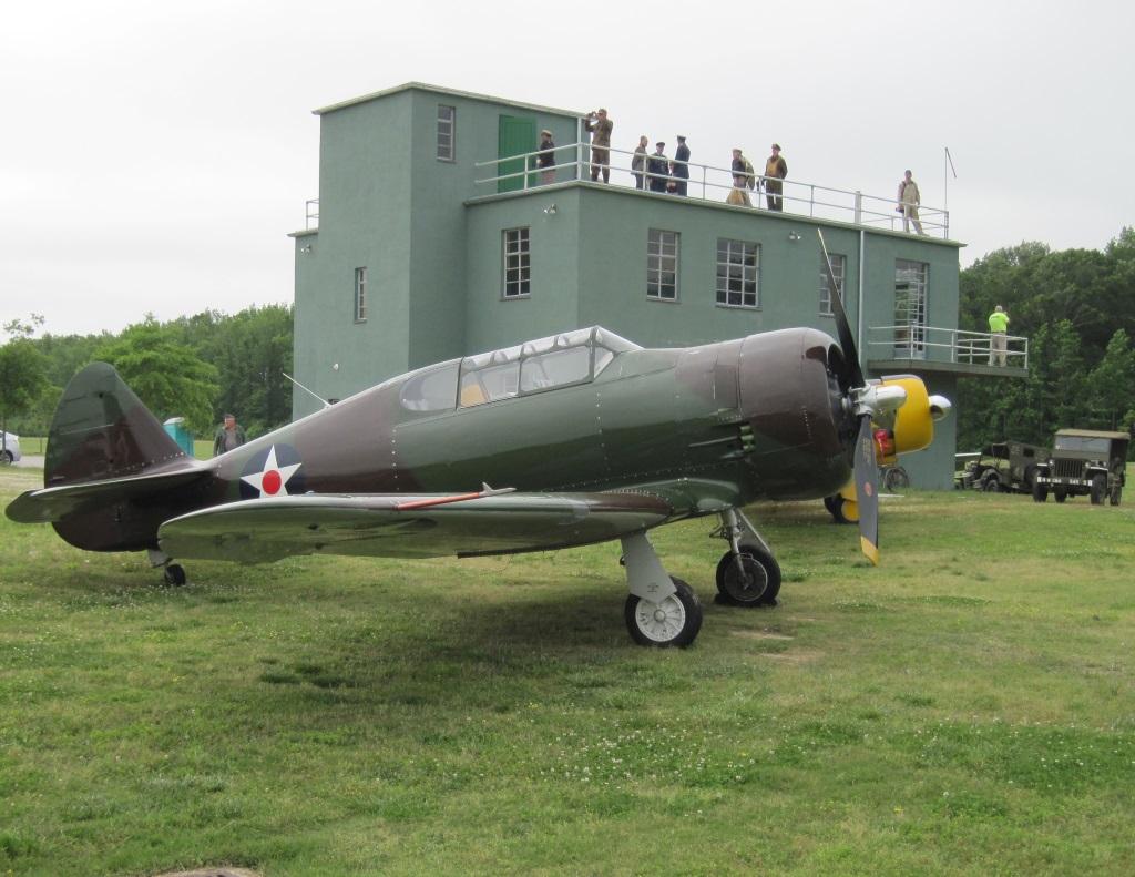 North American P 64 (1)