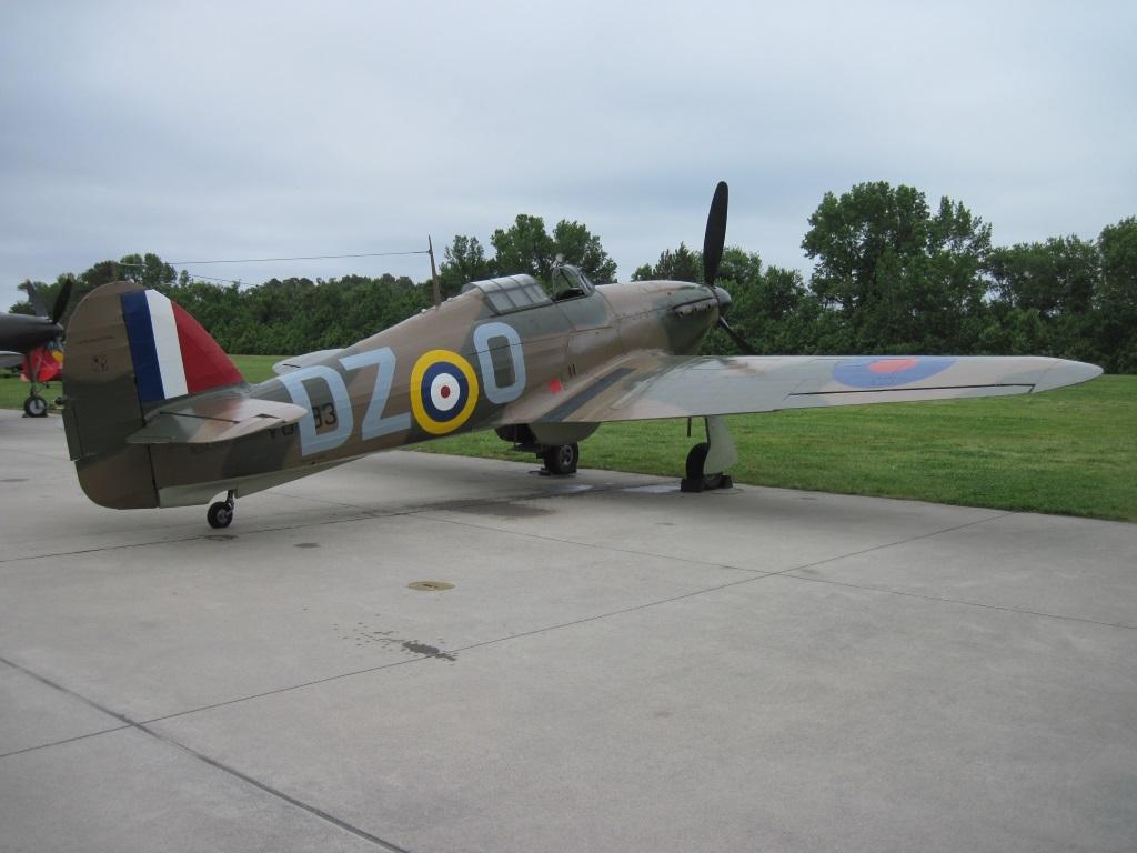 Hawker Hurricane Mk.XII