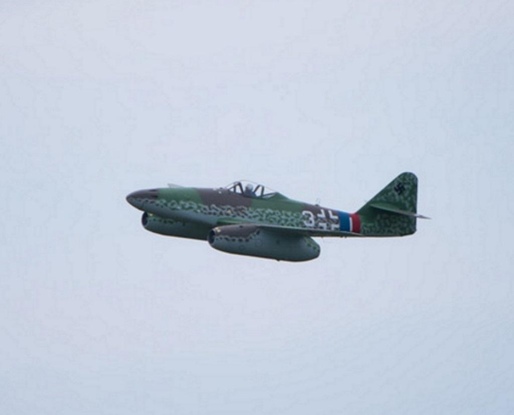 Messerschmitt Me 262 B1 Schwalbe (Replica)