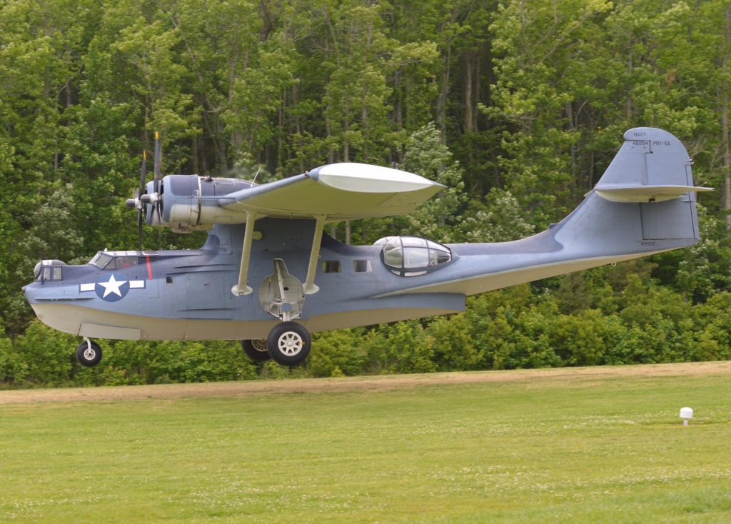 Consolidated PBY 5A Catalina (3)