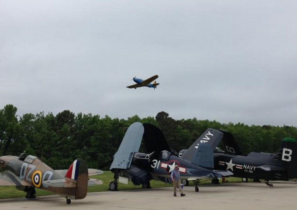 Fairchild PT 19 (2)