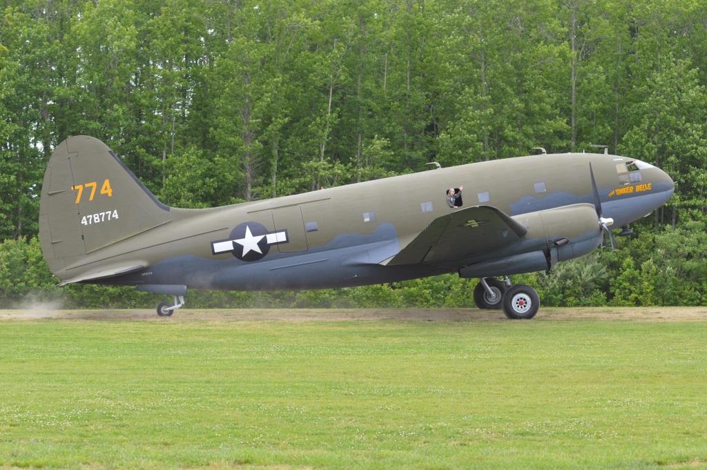 Curtiss C 46F Commando (2)