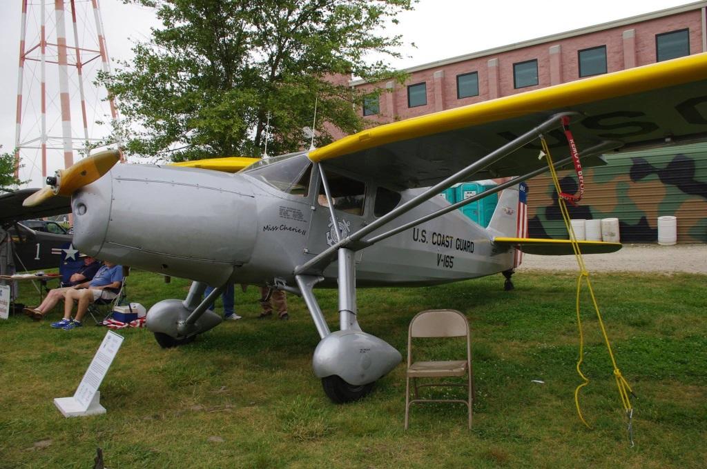 Fairchild J2 K Forwarder