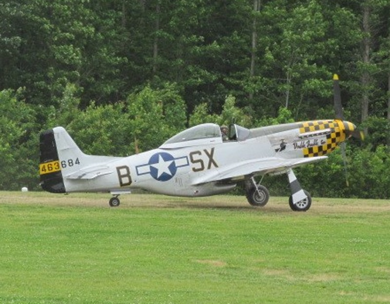 North American P 51D Mustang (Double Trouble Two)(2)