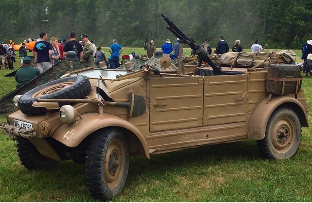 Volkswagen Type 82 Kubelwagen