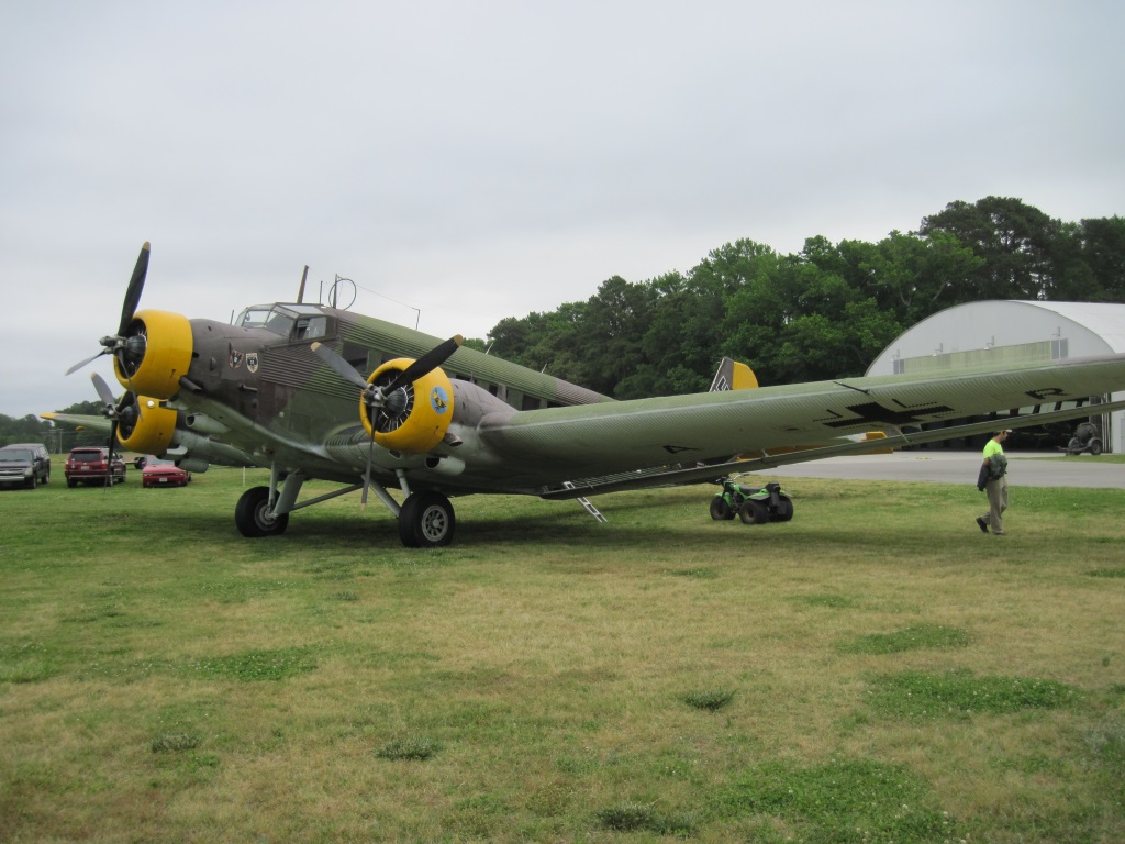 Junkers Ju 52 (CASA 352L)