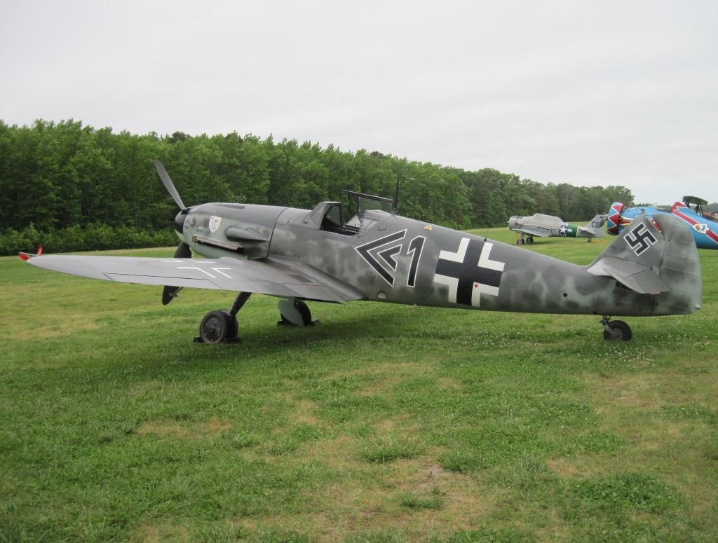 Messerschmitt Bf 109 (HA 1112 M1L)